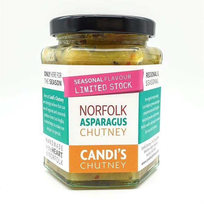 Candi's Norfolk Asparagus Chutney 284g