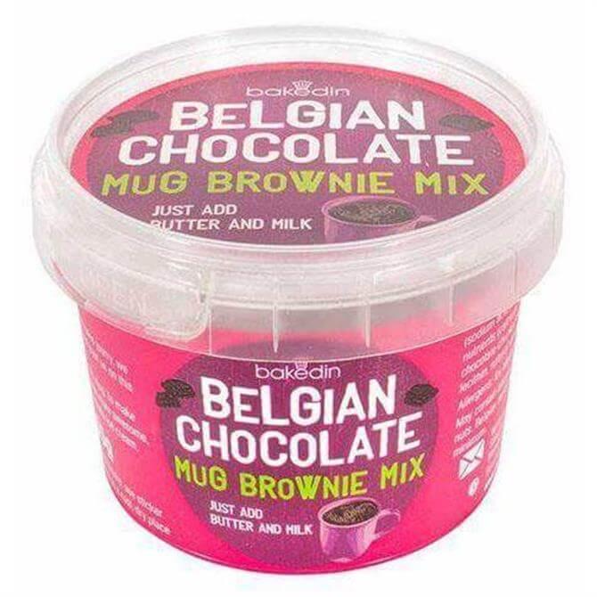 BAKED IN BELGIAN CHOC BROWNIE 55G