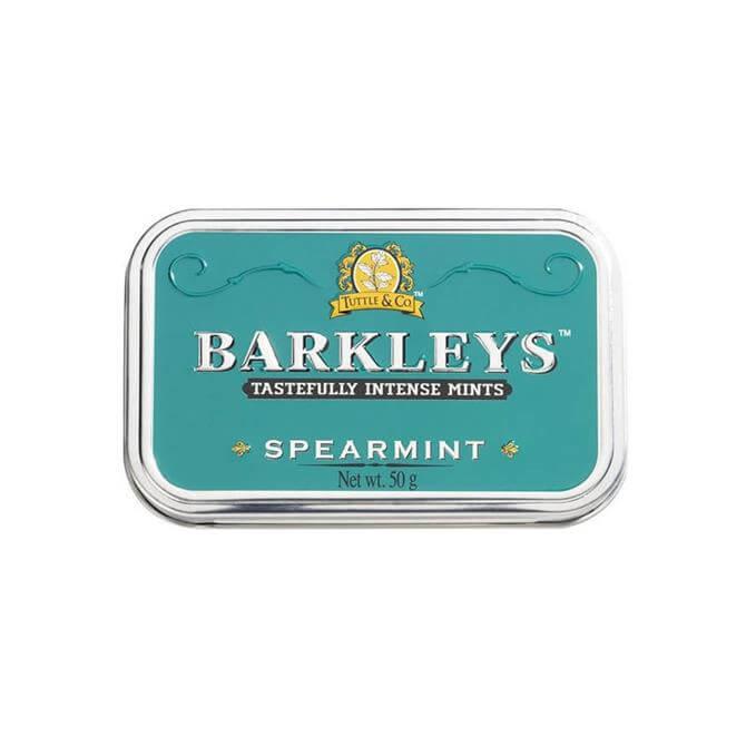 Barkleys Classic Spearmint in tin 50g
