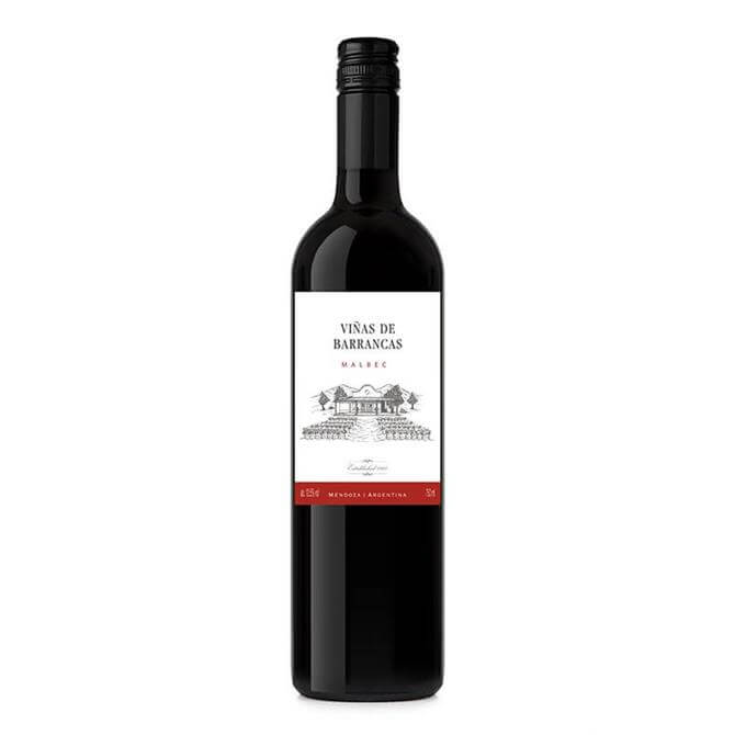 Viñas de Barrancas Malbec 2018