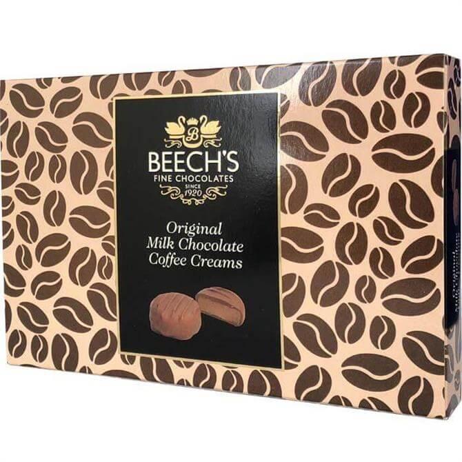 Beech's Luxurious Original Milk Chocolate Coffee Creams 150g
