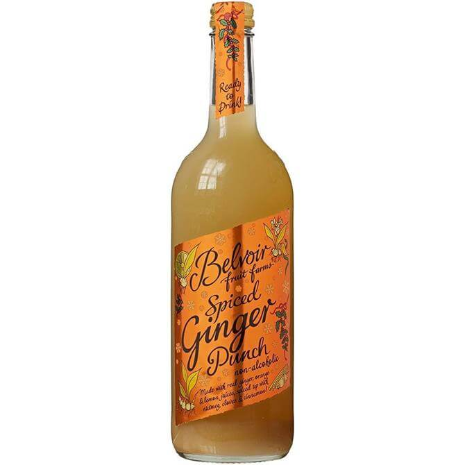 Belvoir Non-Alcoholic Spiced Ginger Punch 750ml