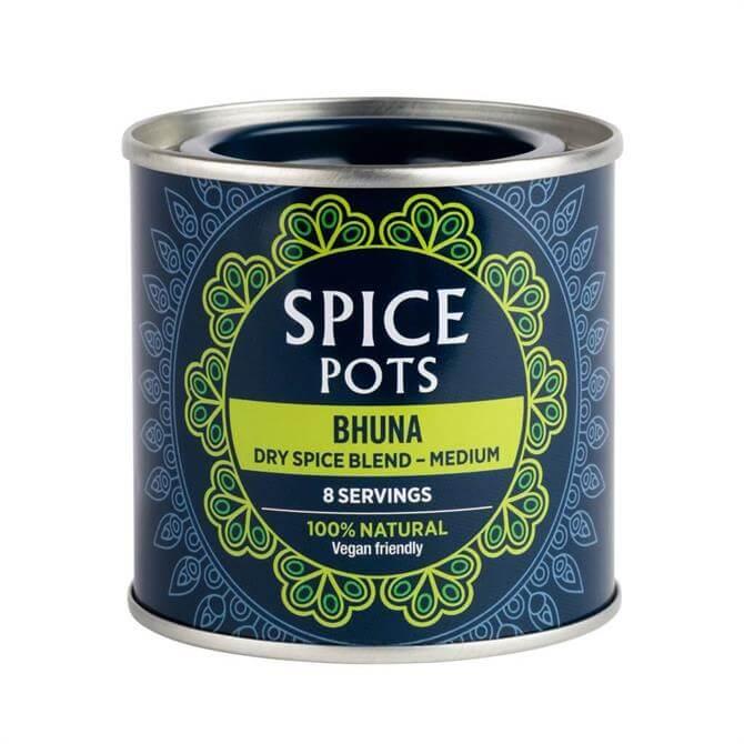 Spice Pots- Vegan Dry Spice Blend- Bhuna 40g