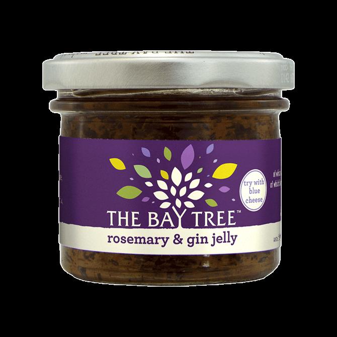 THE BAY TREE ROSEMARY & GIN JELLY