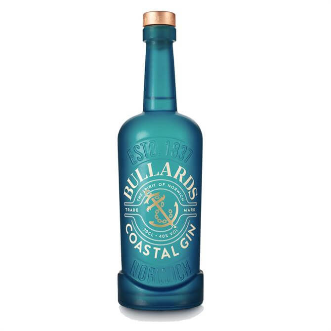 Bullards Coast Gin 70cl