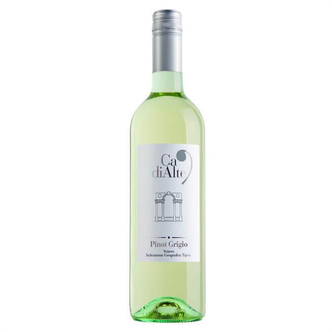 Ca' di Alte Pinot Grigio White Wine, 2018