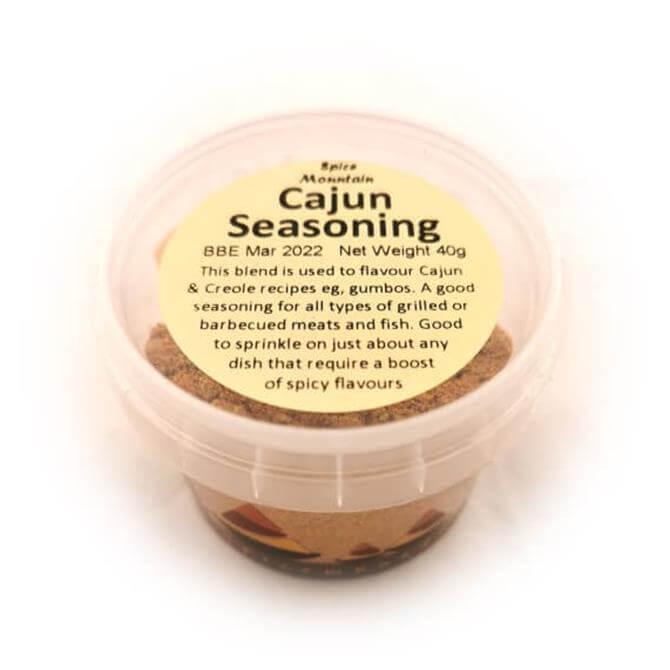 Spice Mountain- Cajun Seasoning 40g
