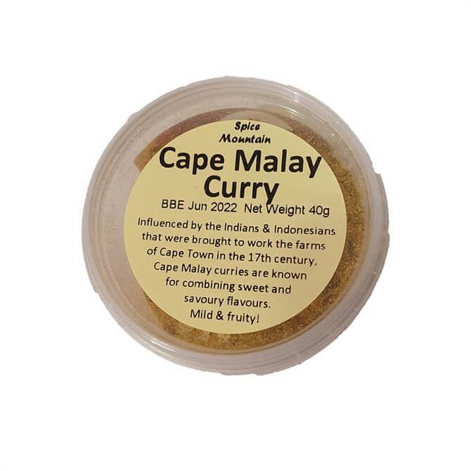 SPICE MOUNTAIN CAPE MALAY POWDER