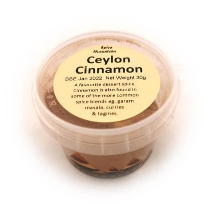 Spice Moutain- Ceylon Cinnamon 30g