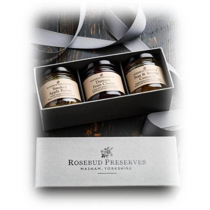 Rosebud Preserves Three Special and Delicious Preserves Perfect for Cheese