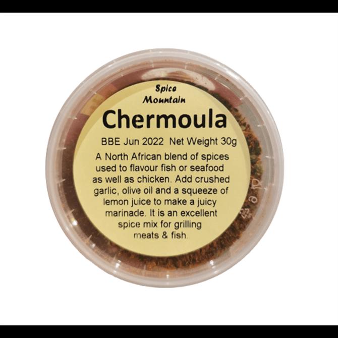 Spice Mountain Chermoula 30g