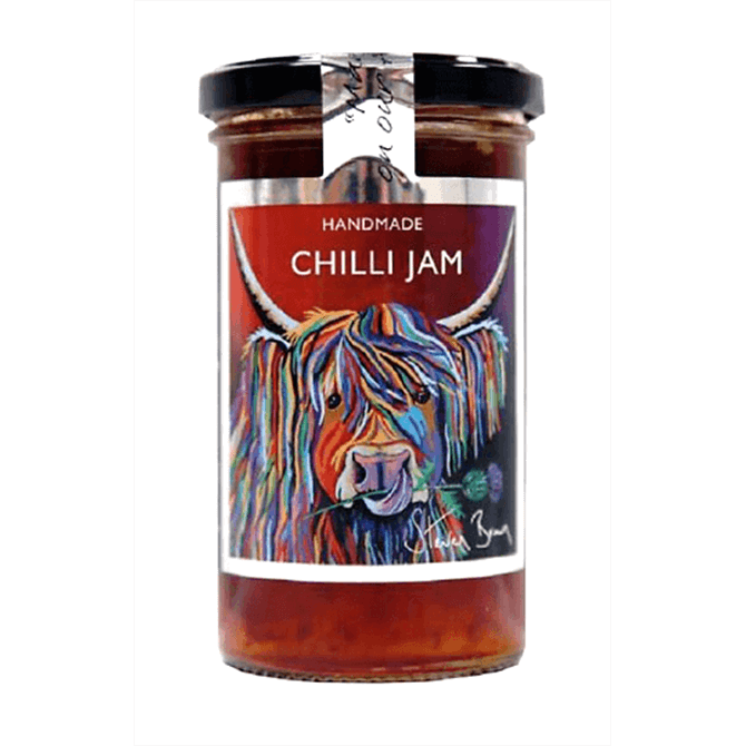 Sarah Gray's Handmade Chilli Jam 300g