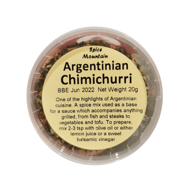 Spice Mountain Argentinian Chimichurri 20g