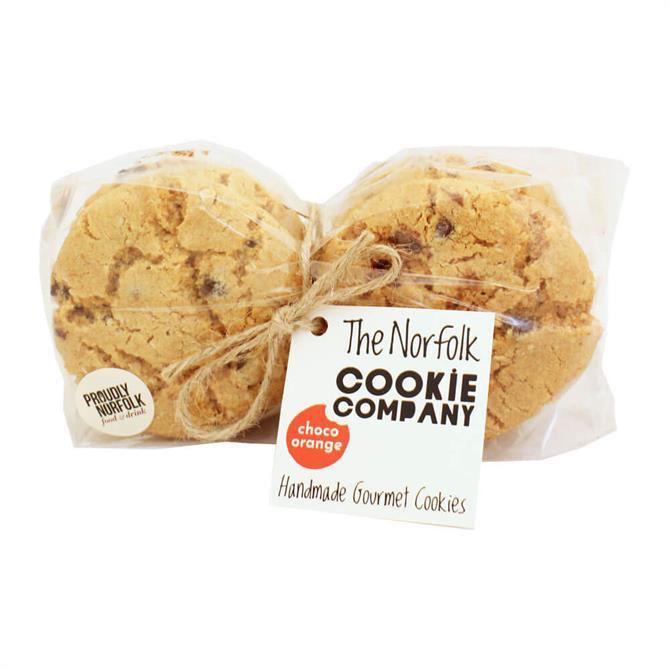 The Norfolk Cookie Company Choco Orange