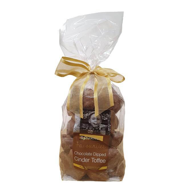 Bon Bon's Chocolate Dipped Cinder Toffee 210g