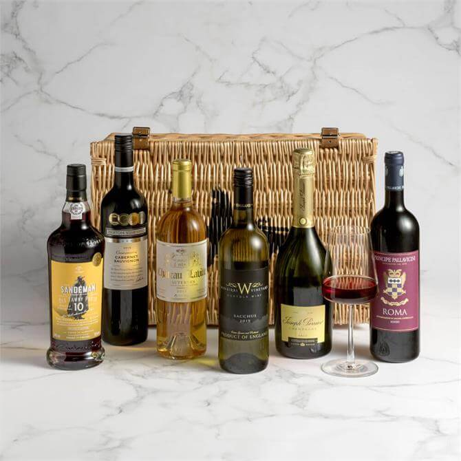 Our Wine Expert's Christmas Collection Hamper - Temporarily unavailable