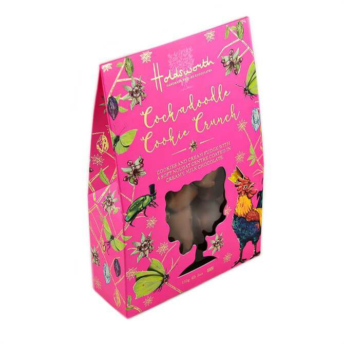 Holdsworth Cockadoodle Cookie Crunch 150g
