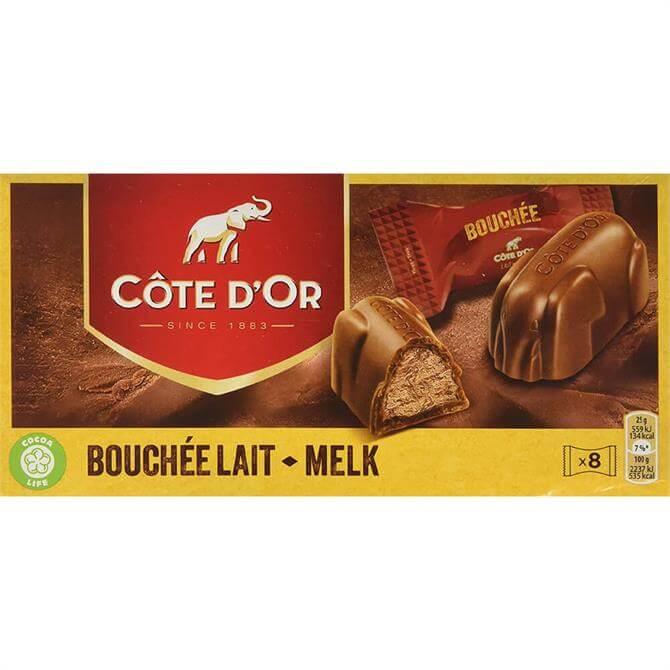 Côte d'Or Bouchee Milk Chocolate Praline 200G