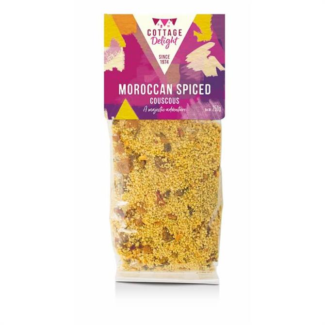 Cottage Delight- Moroccan Spiced Couscous 250G