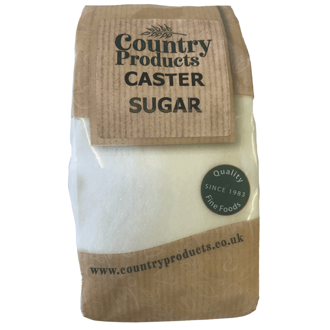 Country Products Caster Sugar 500G