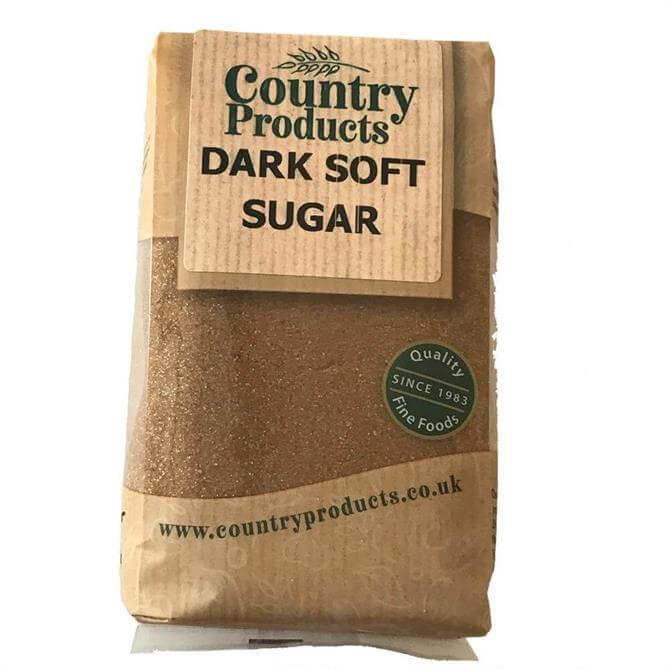 Country Products Dark Soft Sugar 500G
