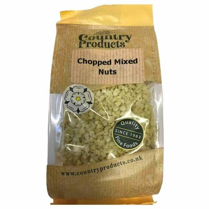 Country Products Chopped Mixed Nuts 150G