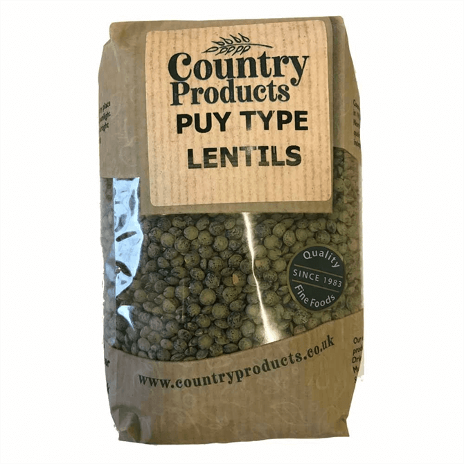 Country Products Put Type Lentils 500G