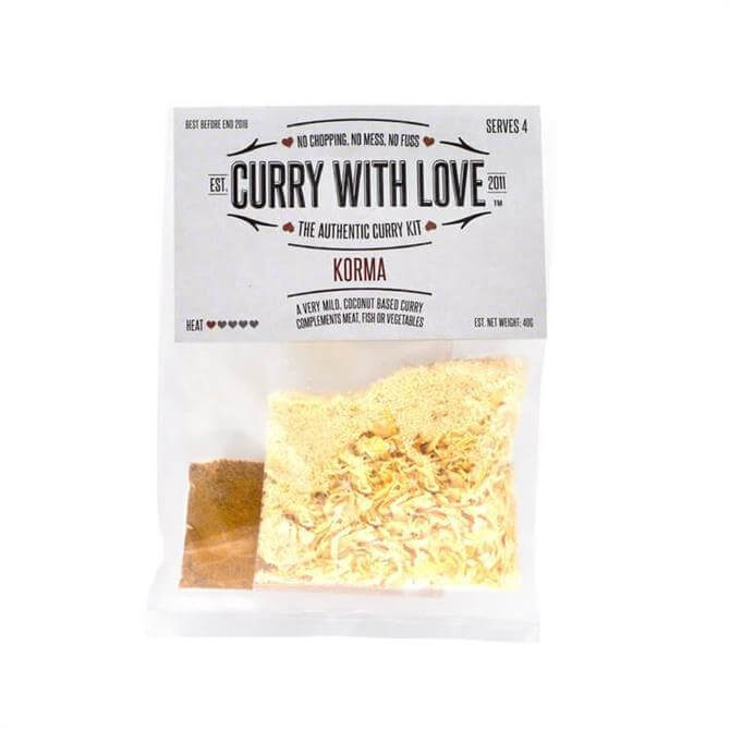 CURRY WITH LOVE KORMA 40G