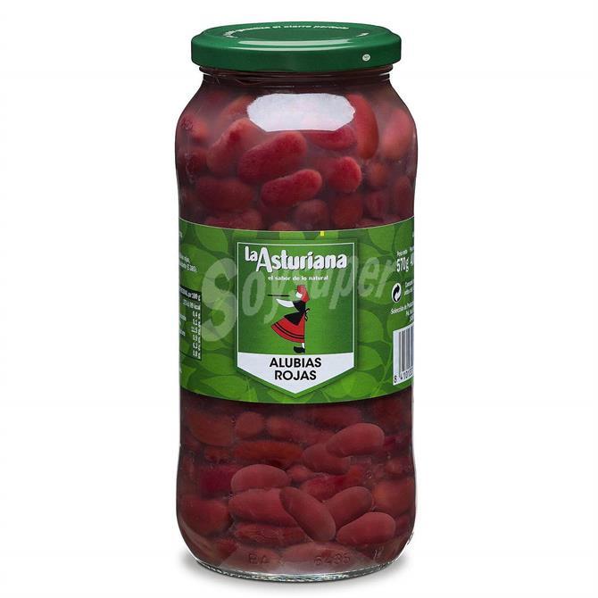 La Asturiana Red Beans 400G