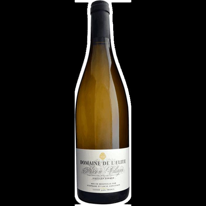 Guillemin Stéphane et Lucie Domaine de l'Elite Vieilles Vignes Mâcon-Villages