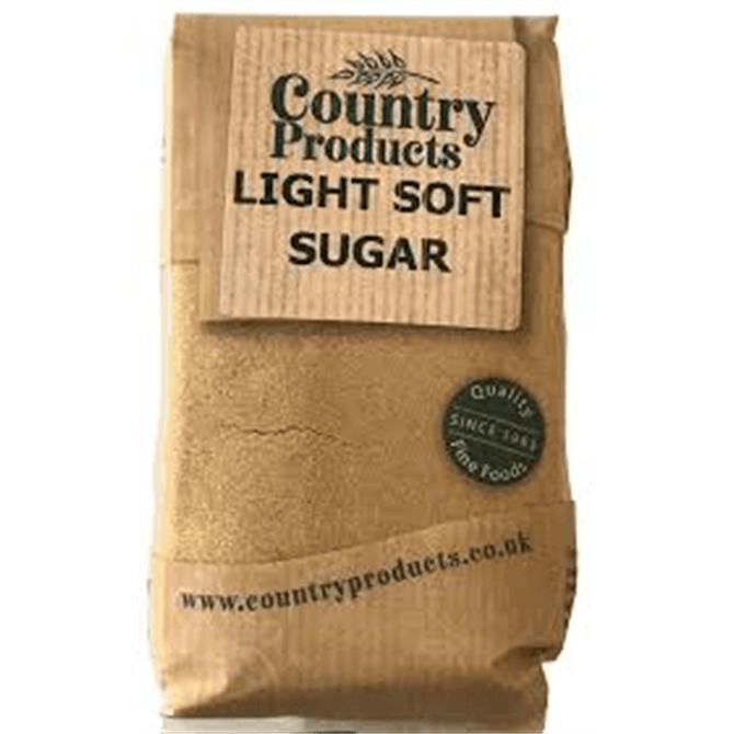 Country Products Light Soft Sugar 500G
