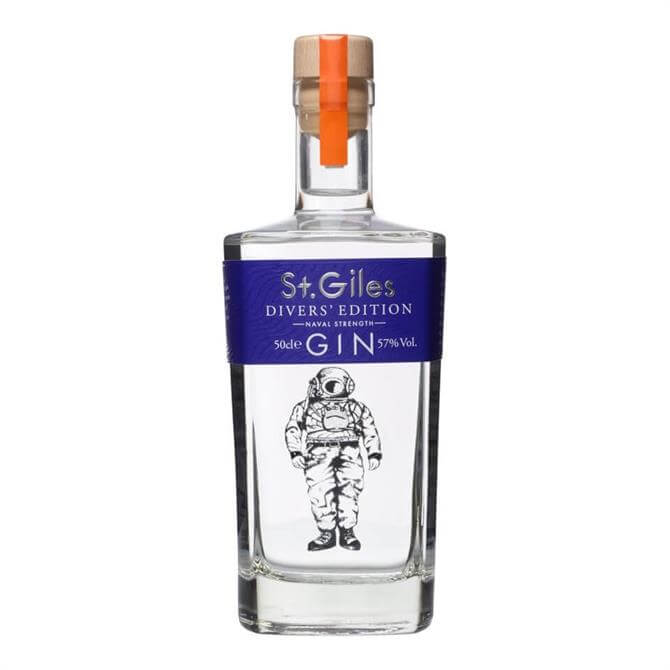 St. Giles Divers' Gin: 50cl