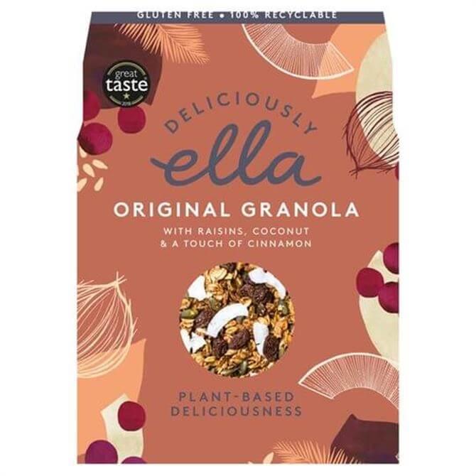Ella Plant-Based Original Vegan Granola 500g