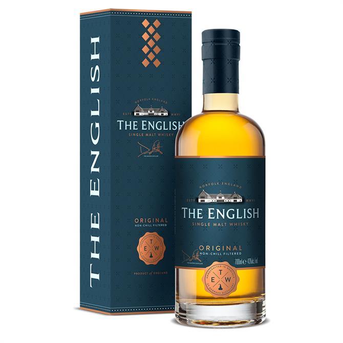 The English Whisky Company Original