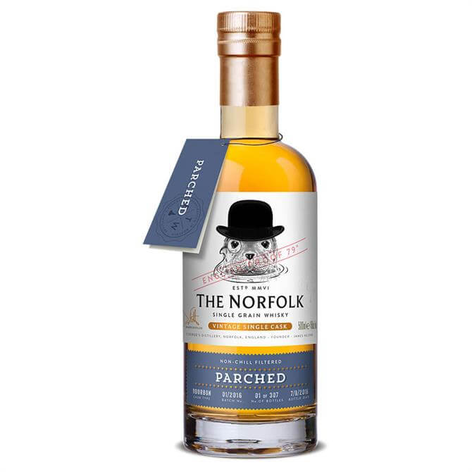 The English Whisky Company Parched 500ml