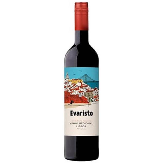 Evaristo  Vinho Regional Lisboa Tinto