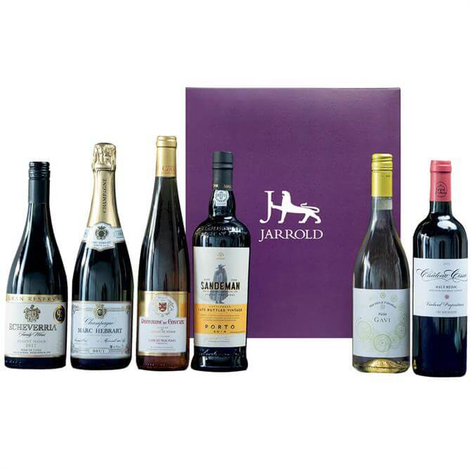 Fine Wines Hamper