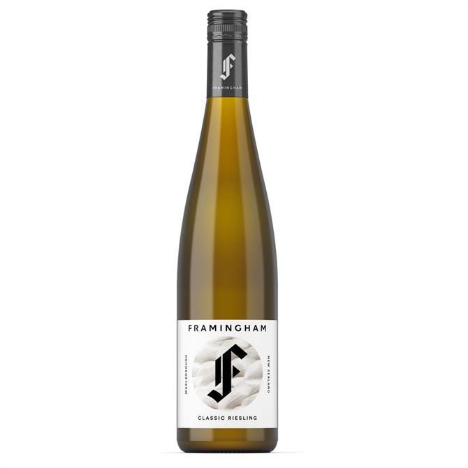 Framingham, Marlborough Classic Riesling White Wine, 2017