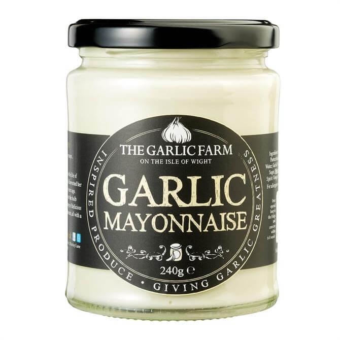 The Garlic Farm- Garlic Mayonnaise 240g