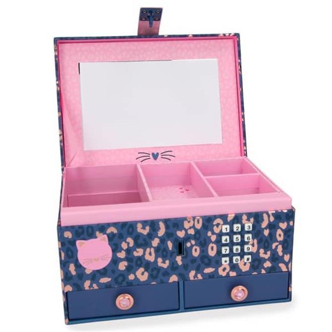 Topmodel Jewellery Box with Lock
