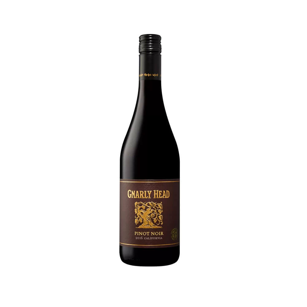 An image of Gnarly Head Pinot Noir 2016