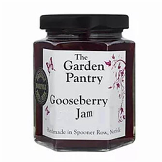 The Garden Pantry Gooseberry Jam 230G