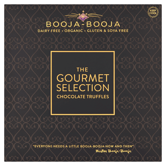 Booja Booja The Gourmet Selection Truffles 230g