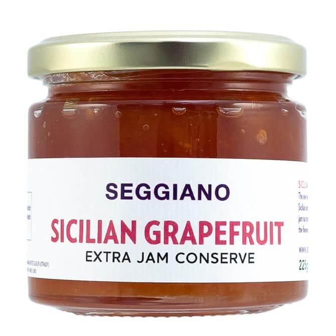 SEGGIANO GRAPEFRUIT JAM CONSERVE 225G