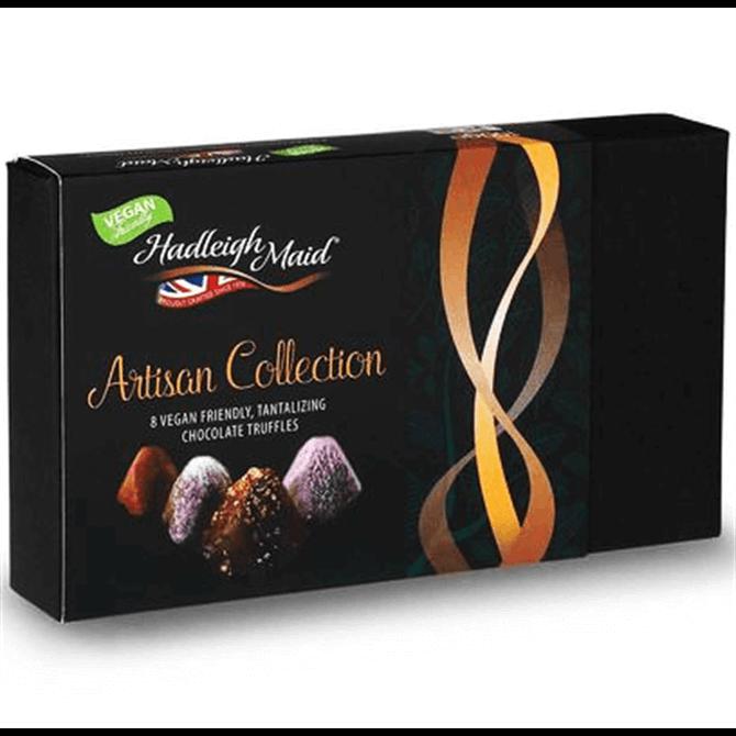 Hadleigh Maid Vegan Friendly Artisan Chocolate Truffle Collection 100g