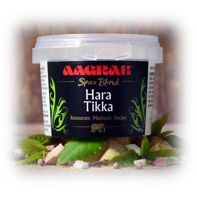 Aagrar Hara Tikka Marinade Spice Blend 50g