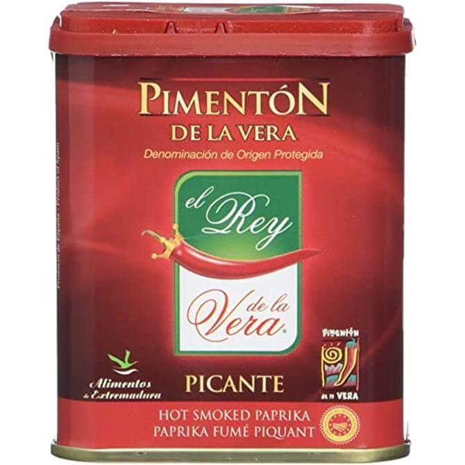 Pimenton De la Vera- Hot Smoked Paprika 75g