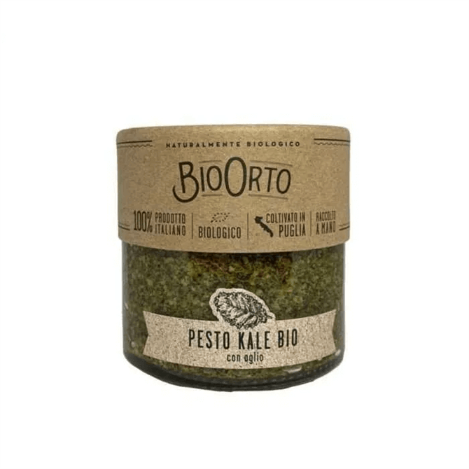 BioOrto Organic Kale Pesto 180g