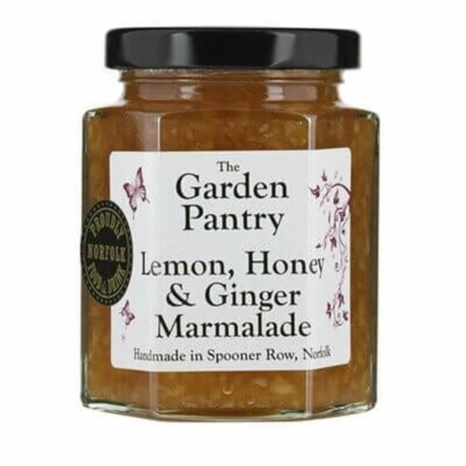 The Garden Pantry Lemon Honey & Ginger Marmalade 240g