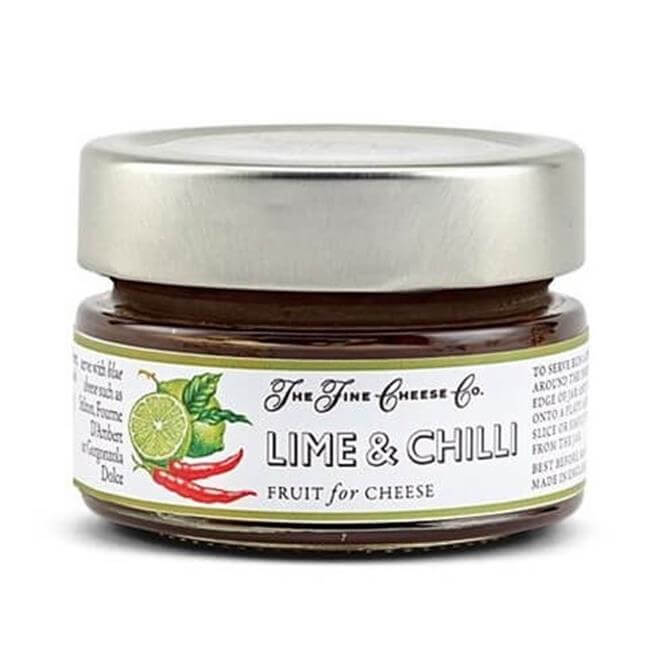 The Fine Cheese Co. Lime and Chilli Exotic Puree 113g